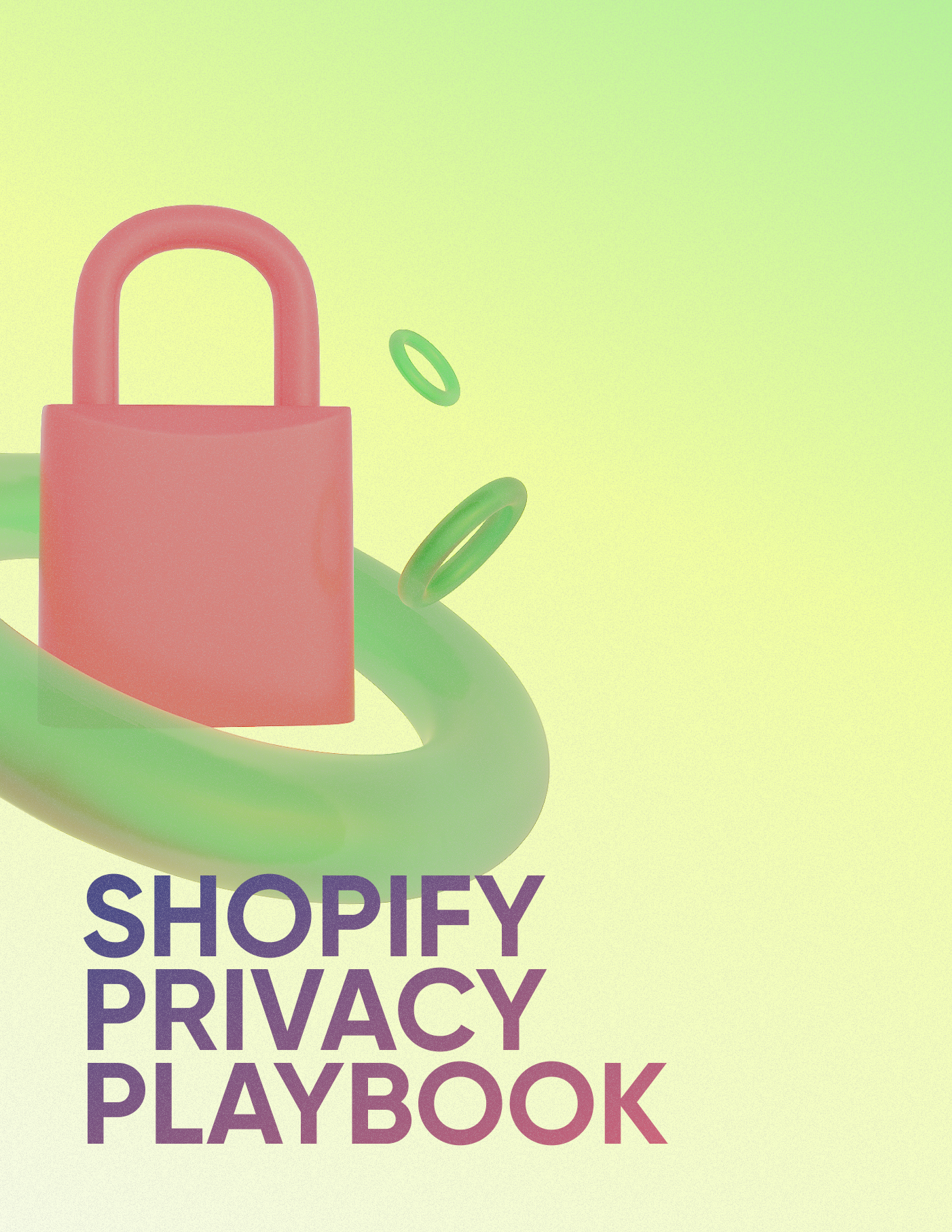 Privacy Playbook Cover - Light
